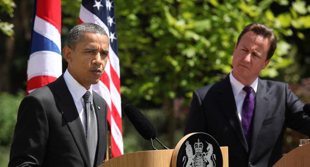 اوباما گفت قوانين ضد دگرباشان آمريكا بايد در طول سفرش به انگلستان منسوخ شوند