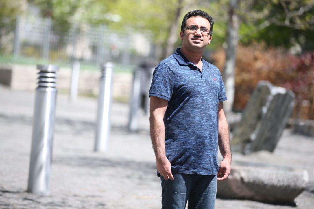 فعال حقوق همجنسگرایانی که در ایران آزار دیده اما همچنان در حال ترقی در تورنتو است