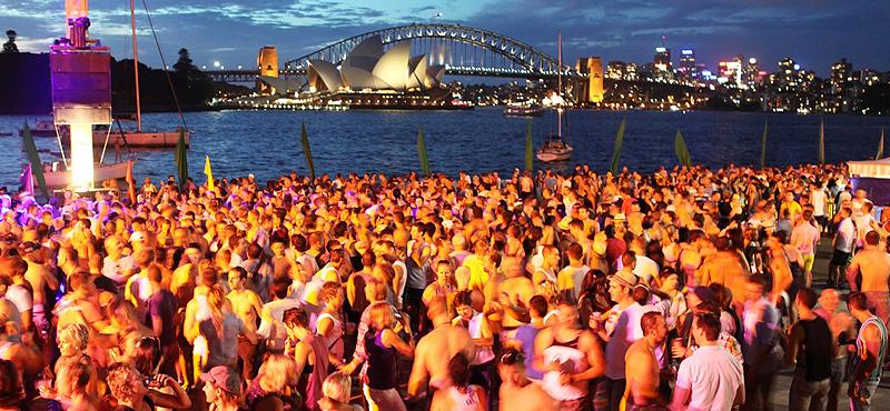 ماردی گراَ، فستیوال رژۀ دگرباشان در سیدنی